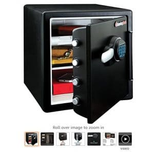 best fireproof money safe 1