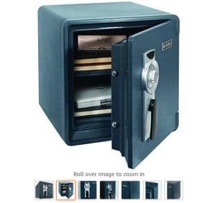 best fireproof money safe 2